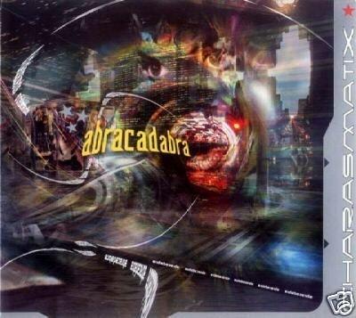 CHARASMATIX ABRACADABRA SUPERB GREEK DARK PSY-TRANCE CD