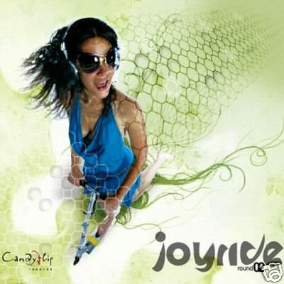 JOY RIDE ROUND 2 DRONE SPEX ABSOLUT MOTION GIO RED CD