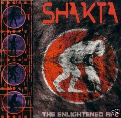 SHAKTA THE ENLIGHTENED APE 1999 DIGITALIS BIOTONE CD