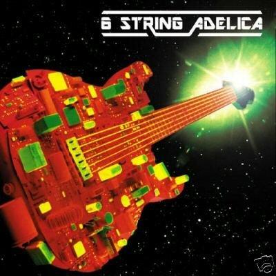 6 SIX STRING ADELICA EAT STATIC PSYCRAFT TIP.WORLD CD