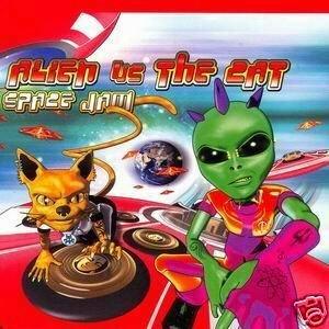 ALIEN PROJECT VS THE CAT SPACE JAM SUPERB TIP.WORLD CD