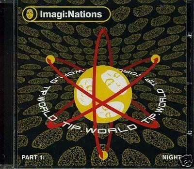 IMAGI NATIONS IMAGI:NATIONS 1 NIGHT RARE TIP.WORLD CD