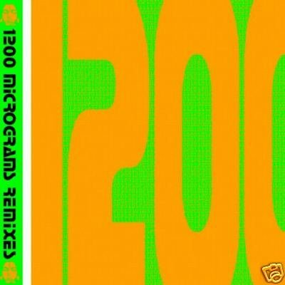 1200 MICS 1200 MICROGRAMS REMIXED SUPERB TIP.WORLD CD