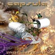 CAPSULA SYNTHESIS OF REALITY RARE AMBIENT CHILL OOP CD