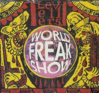 THE LEVELLERS WORLD FREAK SHOW CD NEW & SEALED