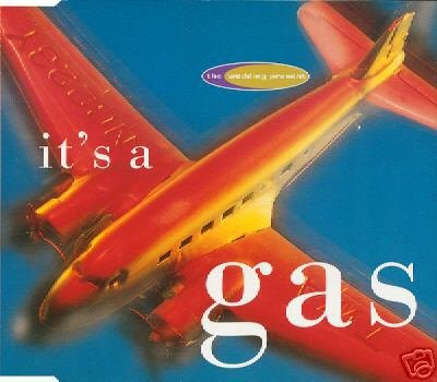 THE WEDDING PRESENT IT'S A GAS SUPERB OOP 1994 CD NEW