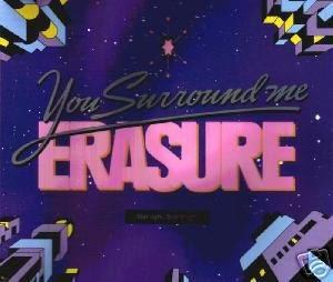 ERASURE YOU SURROUND ME SUPERB CD NEW SAME DAY DISPATCH