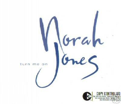 NORAH JONES TURN ME ON CD NEW SAME DAY DISPATCH