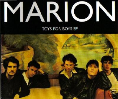MARION TOYS FOR BOYS COLLECTORS EP CD +RARE BONUS LIVE