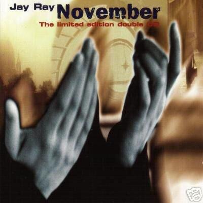 JAY RAY NOVEMBER SUPERB DOUBLE LTD EDN CD NEW