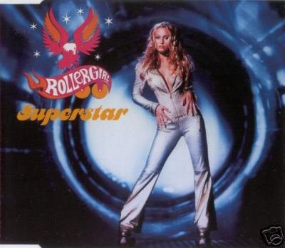ROLLERGIRL SUPERSTAR ULTIMATE 8 TRACK REMIXES CD NEW