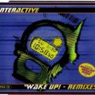 INTERACTIVE WAKE UP THE REMIXES RARE CD IMPORT