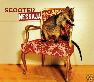 SCOOTER NESSAJA SHORTBREAD RARE OOP CD IMPORT NEW