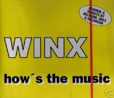 WINX HOW'S HOWS THE MUSIC 68 MIN ULTIMATE RARE CD