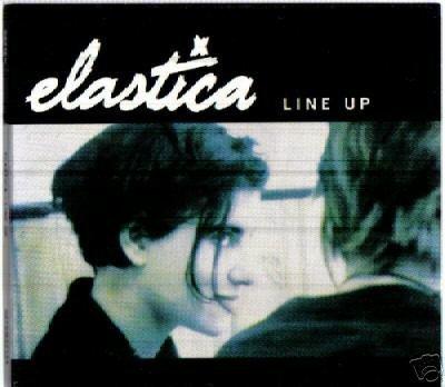 ELASTICA LINE UP RARE GATEFOLD SLEEVE ALT TRACKS CD NEW