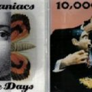 10,000 MANIACS CANDY EVERYBODY WANTS THESE ARE DAYS CD