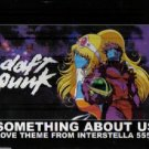 DAFT PUNK SOMETHING ABOUT US ULTRA RARE CD & VIDEO