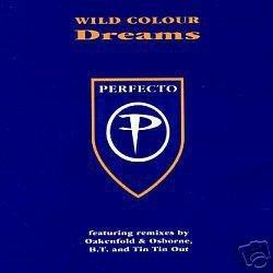 WILD COLOUR DREAMS 38 MIN OOP COLLECTORS REMIX CD NEW