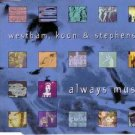 WESTBAM KOON & STEPHENSON ALWAYS MUSIC CD SEALED