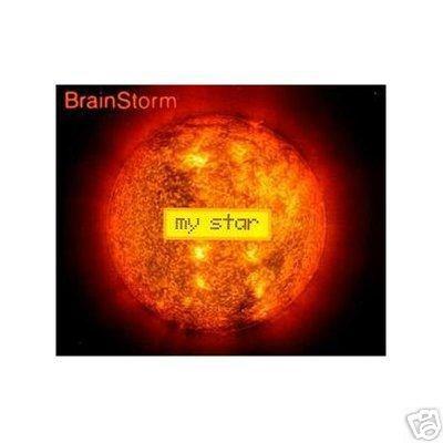 BRAINSTORM MY STAR SUPERB CD NEW SAME DAY DISPATCH