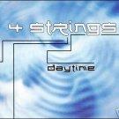 4 STRINGS DAYTIME RARE OOP TRANCE CD IMPORT NEW
