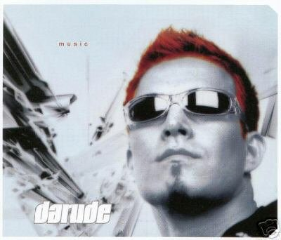 DARUDE - MUSIC - SUPERB TRANCE CD NEW - 24HR DISPATCH