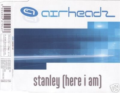 AIRHEADZ STANLEY HERE I AM 6 TRACK ULTIMATE REMIXES CD