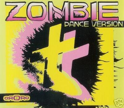 ORORO ZOMBIE V RARE 1995 TRANCE REMIXES CD NEW