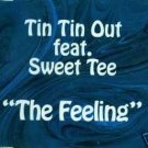 TIN TIN OUT THE FEELING SUPERB 35 MIN REMIX CD NEW
