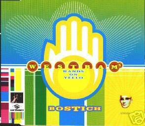 WESTBAM HANDS ON YELLO BOSTICH CD NEW INSTANT DISPATCH