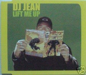 DJ JEAN LIFT ME UP V RARE TRANCE DUTCH CD IMPORT NEW