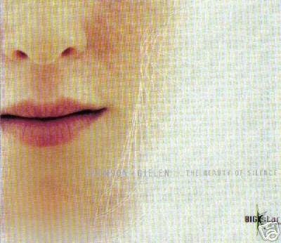 SVENSON & AND GIELEN THE BEAUTY OF SILENCE 4 TRACK CD