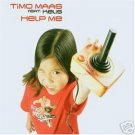 TIMO MAAS HELP ME ULTIMATE 5 TRACK REMIX CD NEW