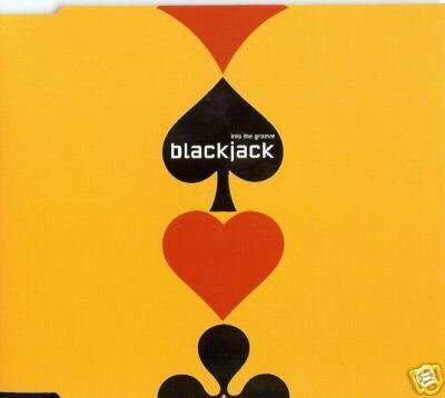 BLACKJACK INTO THE GROOVE RARE OOP SCANDANAVIAN CD NEW