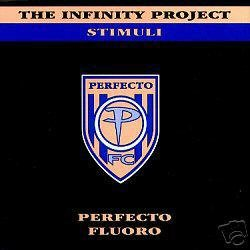 THE INFINITY PROJECT STIMULI OOP CD BRAND NEW & SEALED