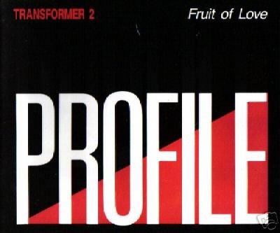 TRANSFORMER 2 FRUIT OF LOVE V RARE 1992 TRANCE CD NEW