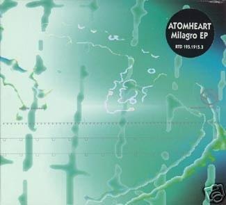 ATOM HEART ATOMHEART MILAGRO EP V RARE LTD CD SEALED