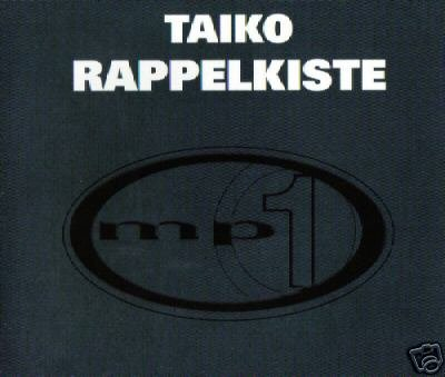 TAIKO RAPPELKISTE V RARE OOP REMIX CD IMPORT NEW