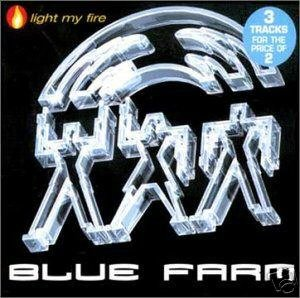 BLUE FARM LIGHT MY FIRE RARE OOP SCANDANAVIAN IMPORT CD