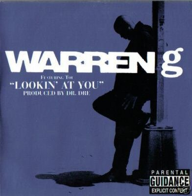 WARREN G LOOKIN' AT YOU RARE CD ORIG CARD SLEEVE NEW