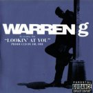 WARREN G LOOKIN' AT YOU RARE CD ORIG CARD SLEEVE NEW