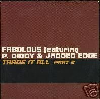 FABOLOUS TRADE IT ALL CD PART 2 NEW SAME DAY DISPATCH