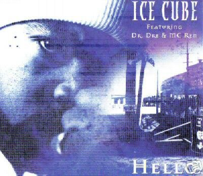 ICE CUBE HELLO RARE CD FEAT DR DRE & MC REN - NEW