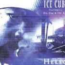 ICE CUBE HELLO RARE CD FEAT DR DRE & MC REN - NEW
