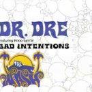 DR DRE BAD INTENTIONS FEAT NOCT-TURN REMIX CD & VIDEO