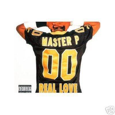 MASTER P REAL LOVE RARE LTD 4 TRACK CD VERSION - NEW