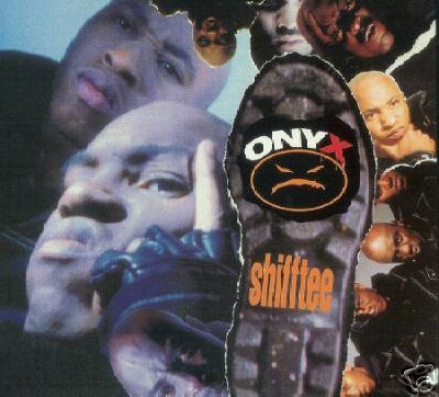 ONYX SHIFFTEE ULTIMATE 8 TRACK 1993 RARE REMIXES CD