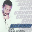 SHAGGY HOPE DANCE AND & SHOUT SUPERB CD & VIDEO NEW