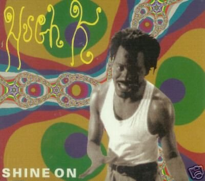 HUGH K SHINE ON 5 TRACK RARE COLLECTORS CD IMPORT NEW