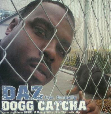 DAZ DOGG CATCHA 6 TRACK CD NEW SAME DAY DISPATCH